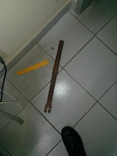 Casa Lotérica é arrombada em Cubati; polícia age rápido e frustra ação
