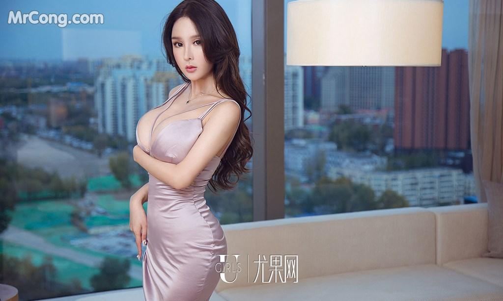 UGIRLS – Ai You Wu App No.1292: Người mẫu Bai Yi Xuan (白一萱) (35 ảnh)