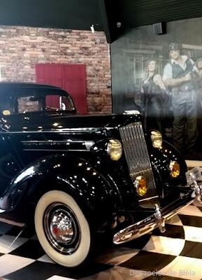 Curitiba Antique Car - carros antigos e clássicos - Packard