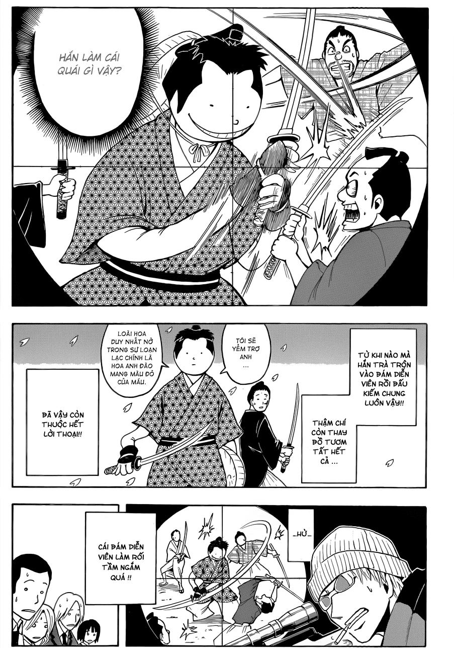 Ansatsu Kyoushitsu chap 18 trang 10