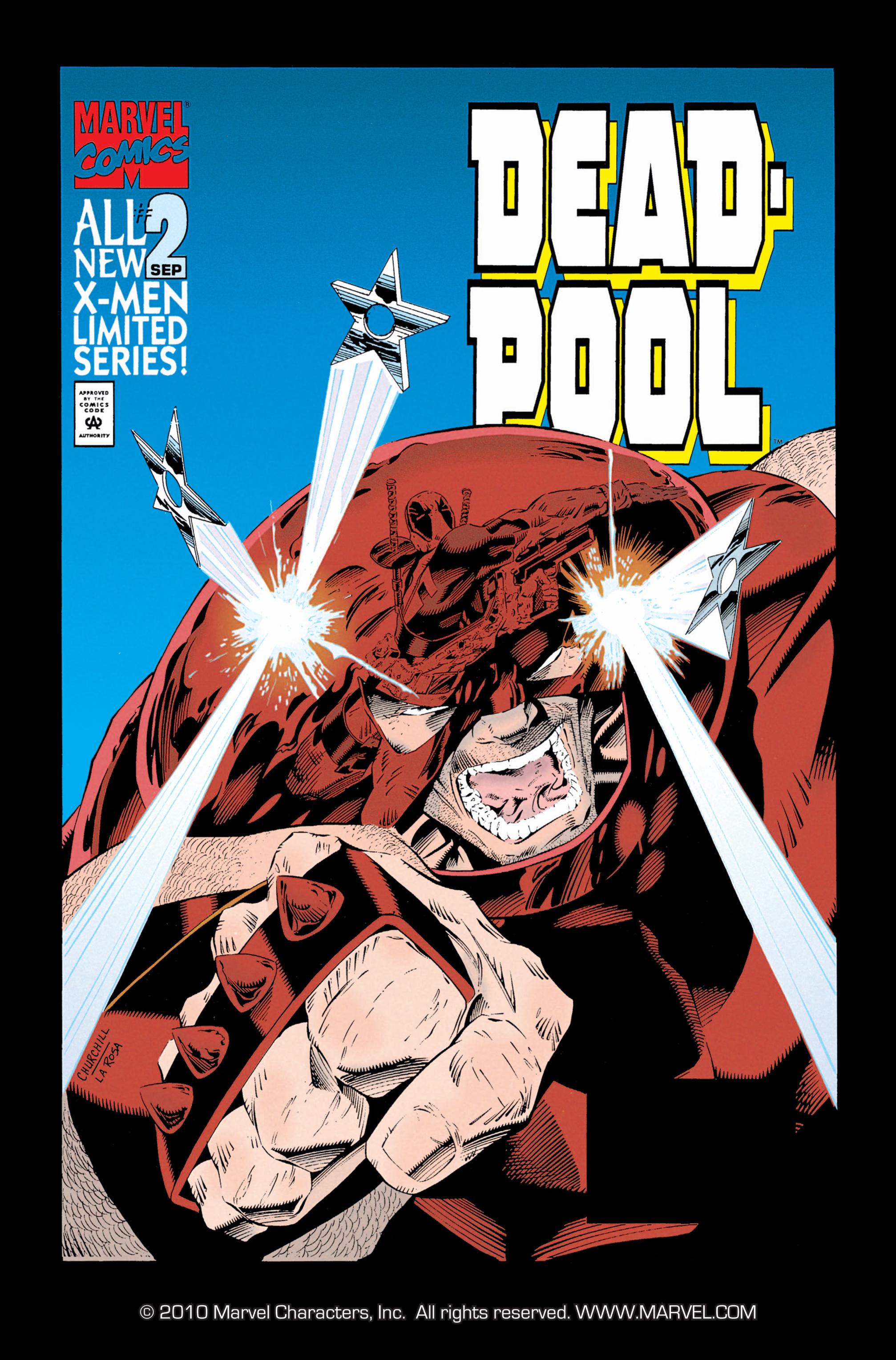 Deadpool (1994) 2 Page 1