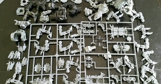Soul Grinders, Land Raiders and Daemon Princes for Sale