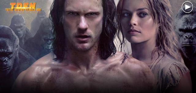 Trailer nou pentru viitorul blockbuster de aventură Legenda Lui Tarzan