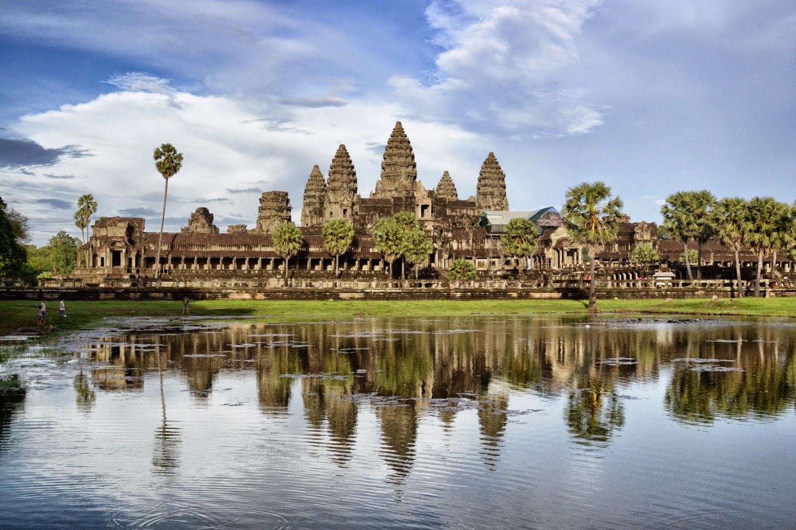 como ir de Chiang Mai a Angkor Wat