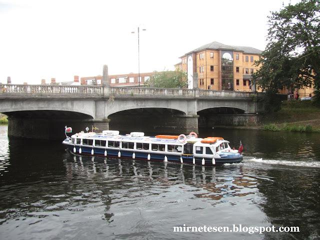 Водный автобус, Кардифф
