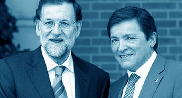 Rajoy afronta la investidura con el apoyo del PSOE y C's para formar gobierno