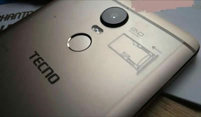 Tecno Phantom 6 Plus Camera