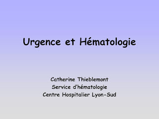 Urgence et Hématologie .pdf