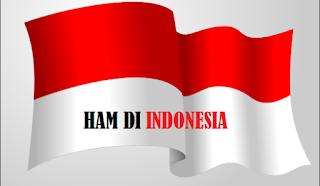 Usaha-usaha Penegakkan HAM di Indonesia