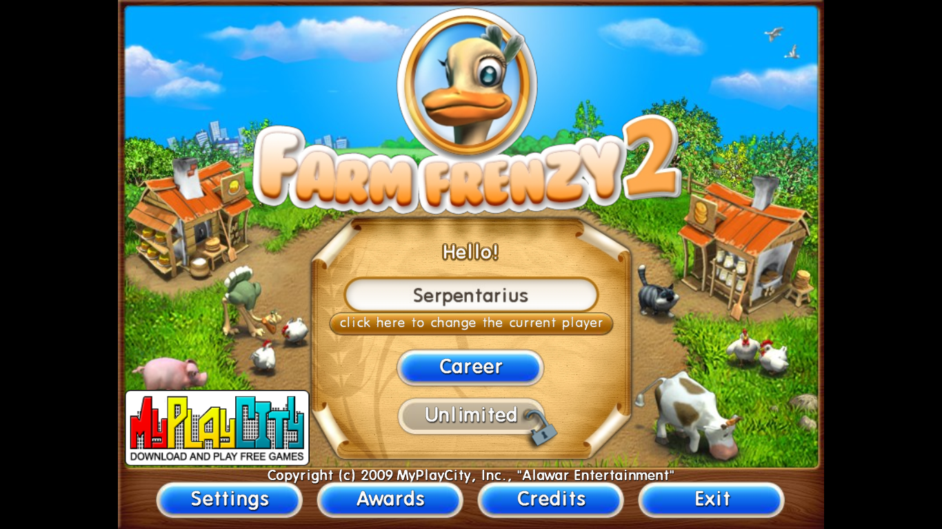 Game PC : Farm Frenzy 2 Full Version ~ All Free Here
