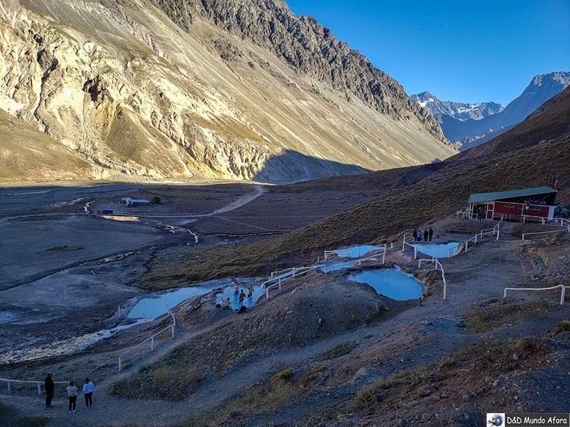 Baños Colinas - Diário de Bordo Chile: 8 dias em Santiago e arredores