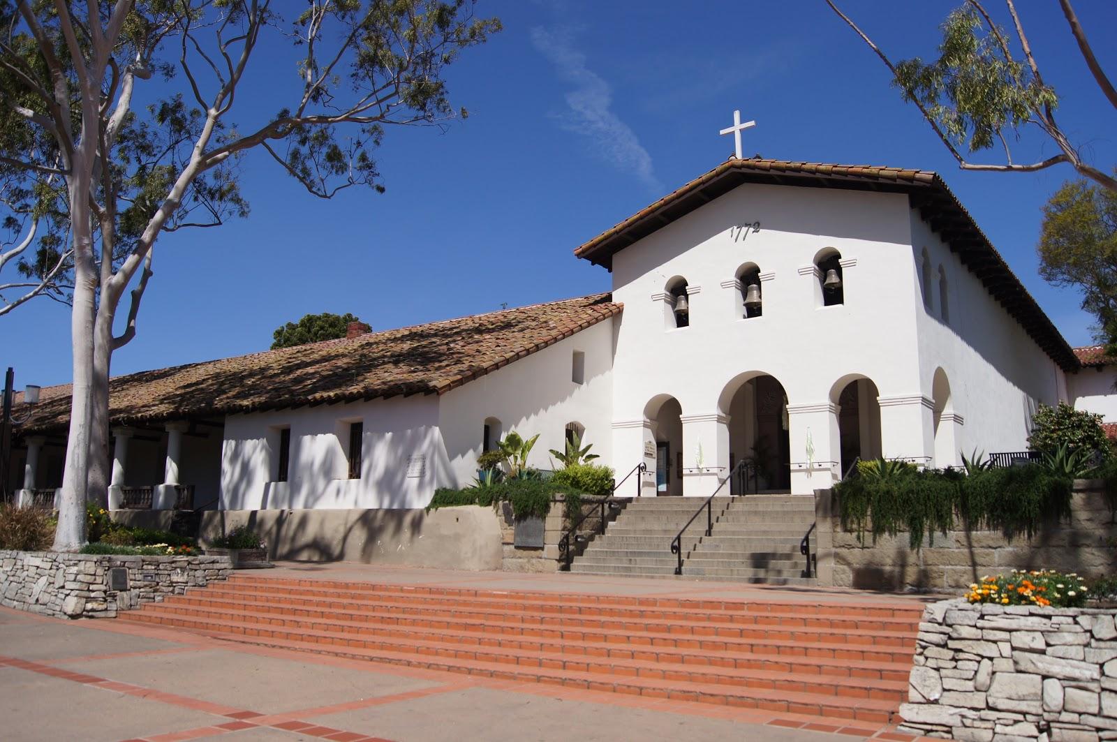 Mission san luis obispo de tolosa essay
