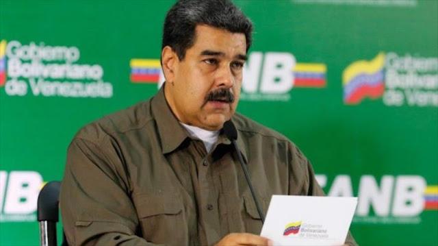 Maduro revela planes para gobierno de transición tras su atentado