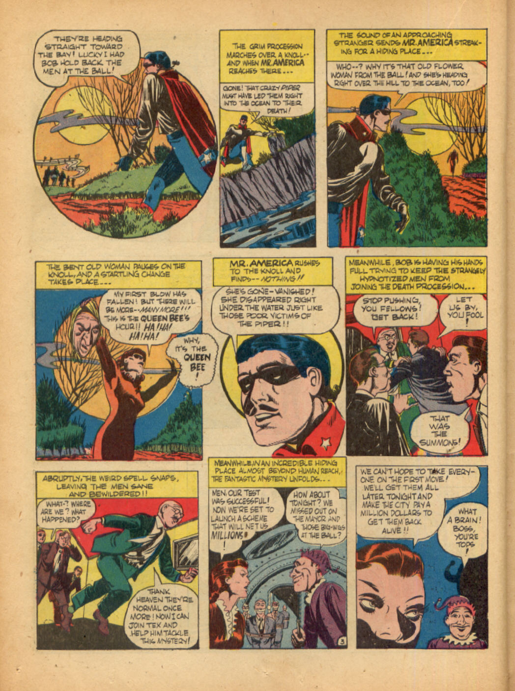 Read online Action Comics (1938) comic -  Issue #48 - 40