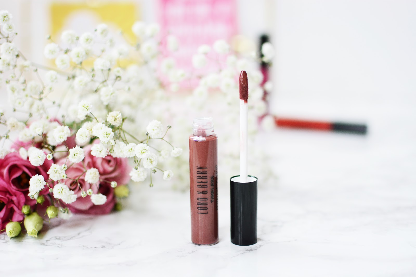 Lord & Berry Timeless Kissproof Lipstick FIRST LADY