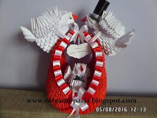 prezent, ślub, białe gołębie, wesele