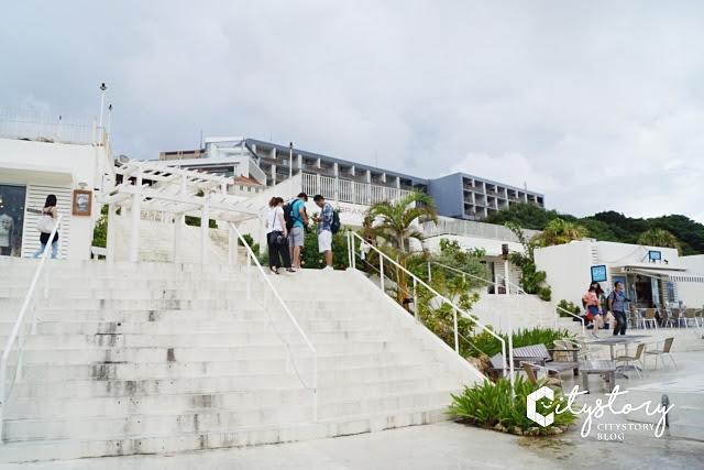 日本沖繩瀨長島