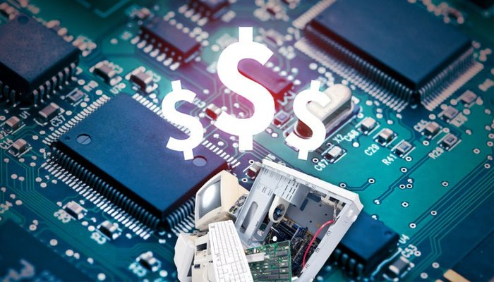 Make Money From My Old Electronics