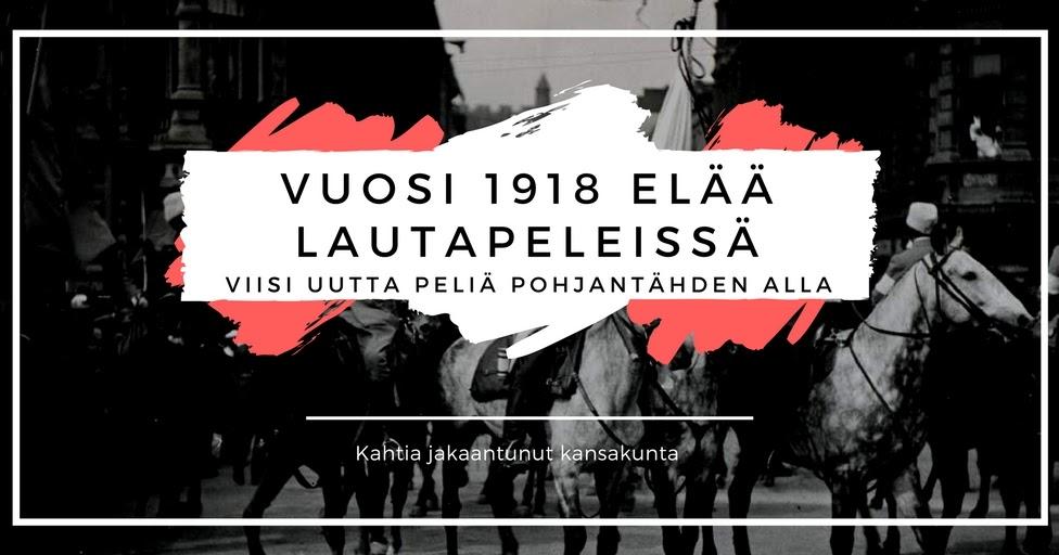 Vuosi 1918