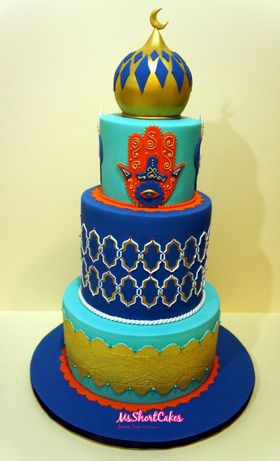 African Singer Birthday Cake