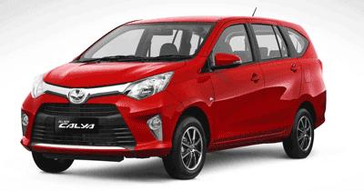 Harga Toyota Calya Jakarta, Depok, Bekasi, Tangerang