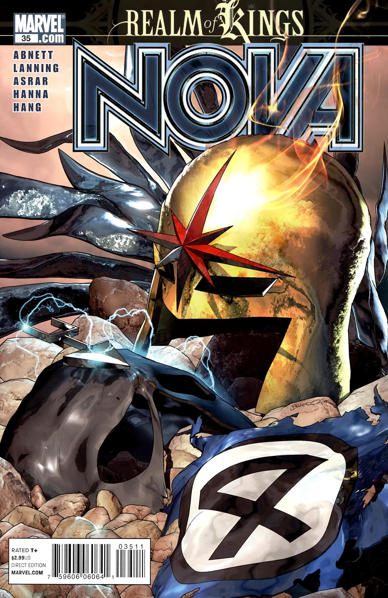 Nova (2007) issue 35 - Page 1