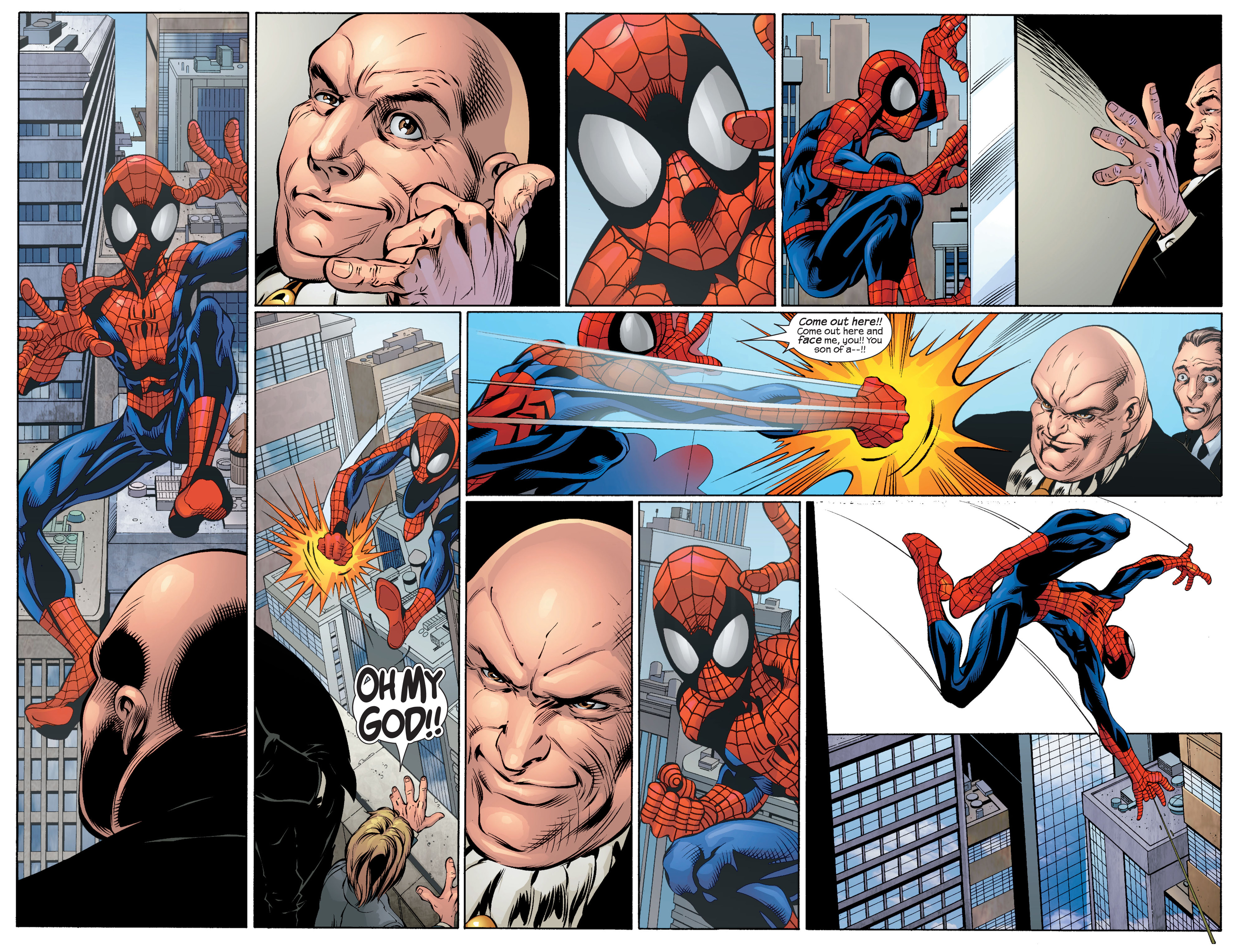 Read online Ultimate Spider-Man (2000) comic -  Issue #48 - 8