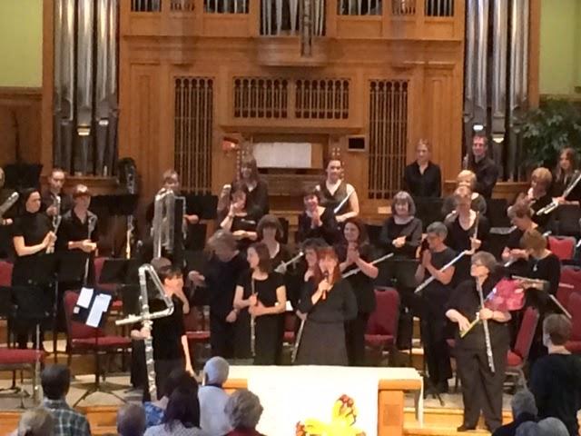 flute, flute choir, flute orchestra, piccolo, alto flute, bass flute, sub contra bass flute, contra bass flute, concert, music