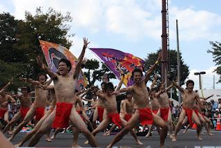 2014 Towada Yosakoi Dream Festival Yume Matsuri とわだYosakoi夢まつり
