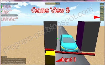 car ticketing machine game view 5