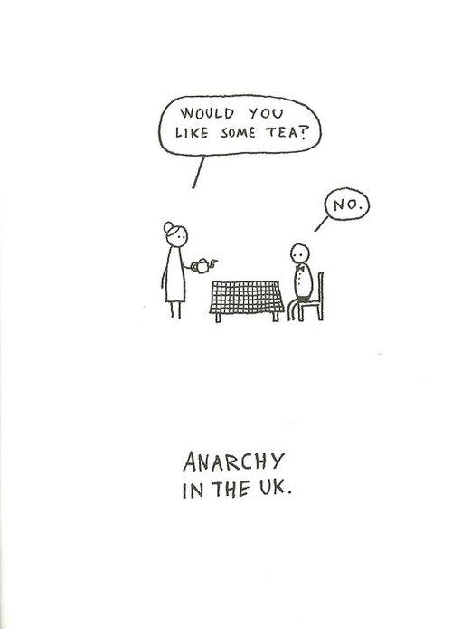 Anarchy in th UK