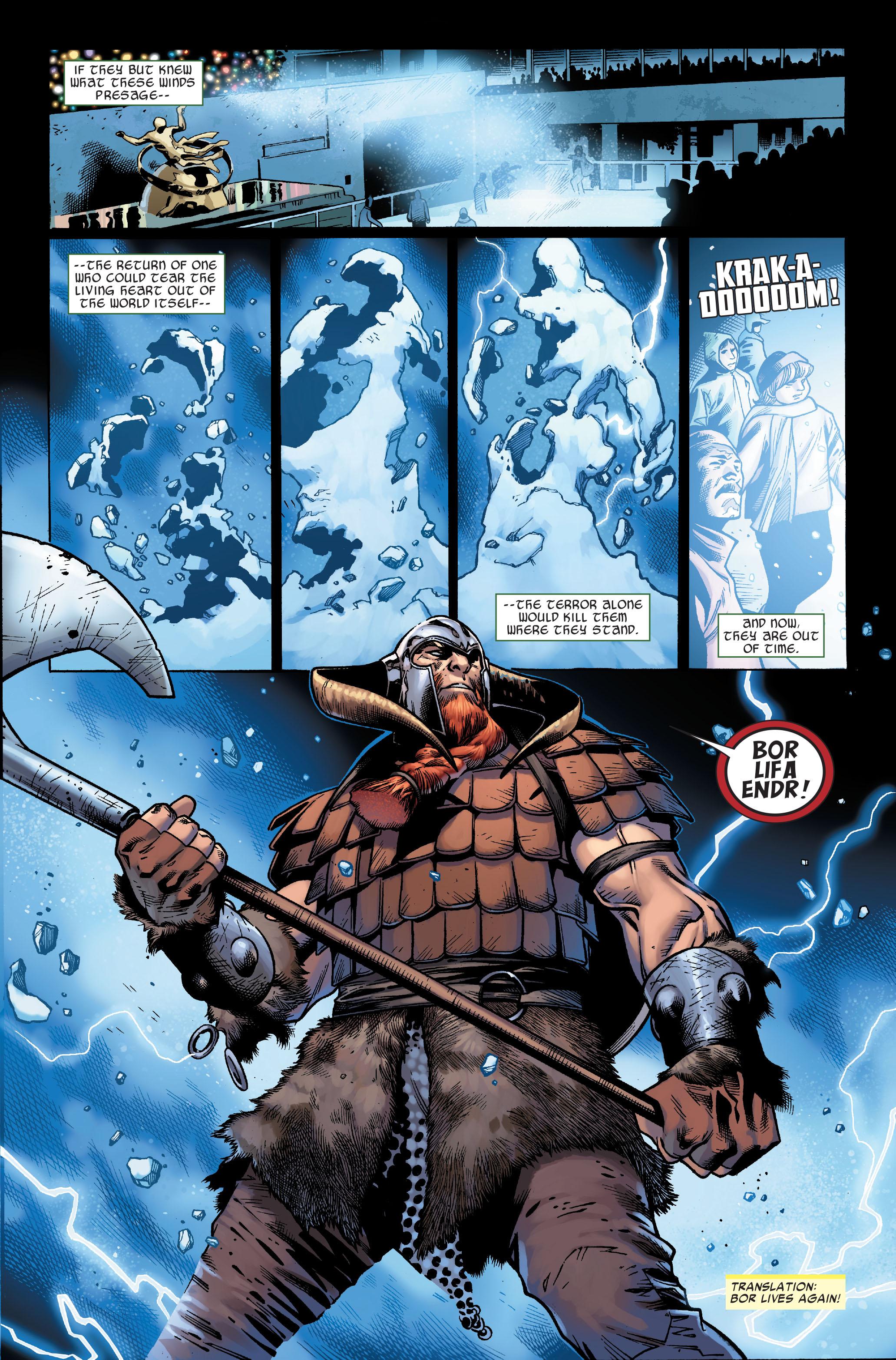 Thor (2007) Issue #600 #13 - English 7