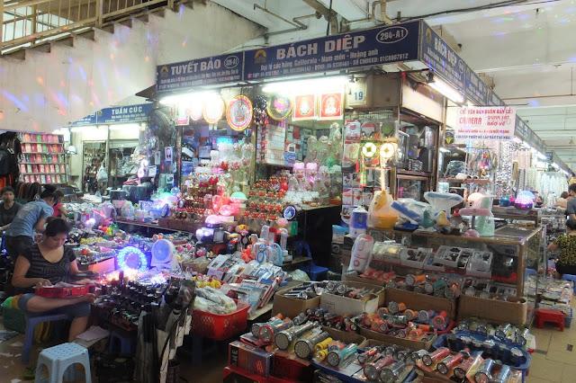 internal-dongxuan-market ドンスンアン市場内部