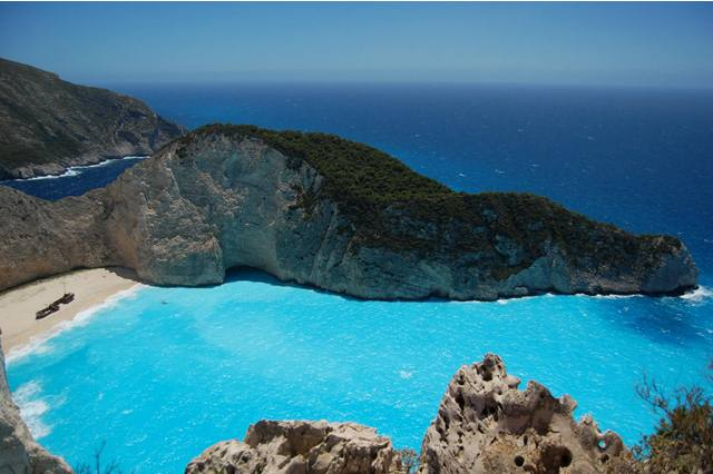 Trip to Zakynthos and Navagio - The Shipwreck Beach of Greece