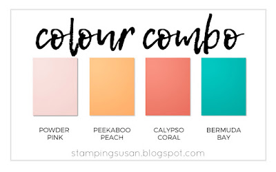 Stampin' Up! Color Combo - Fancy Friday