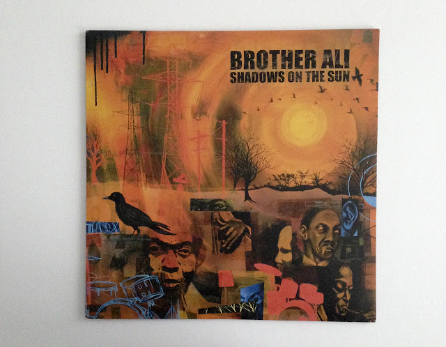 Brother Ali Shadows of the Sun Vinyl Rhymesayers Entertainment