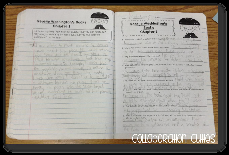 Collaboration Cuties George Washington S Socks Must Read