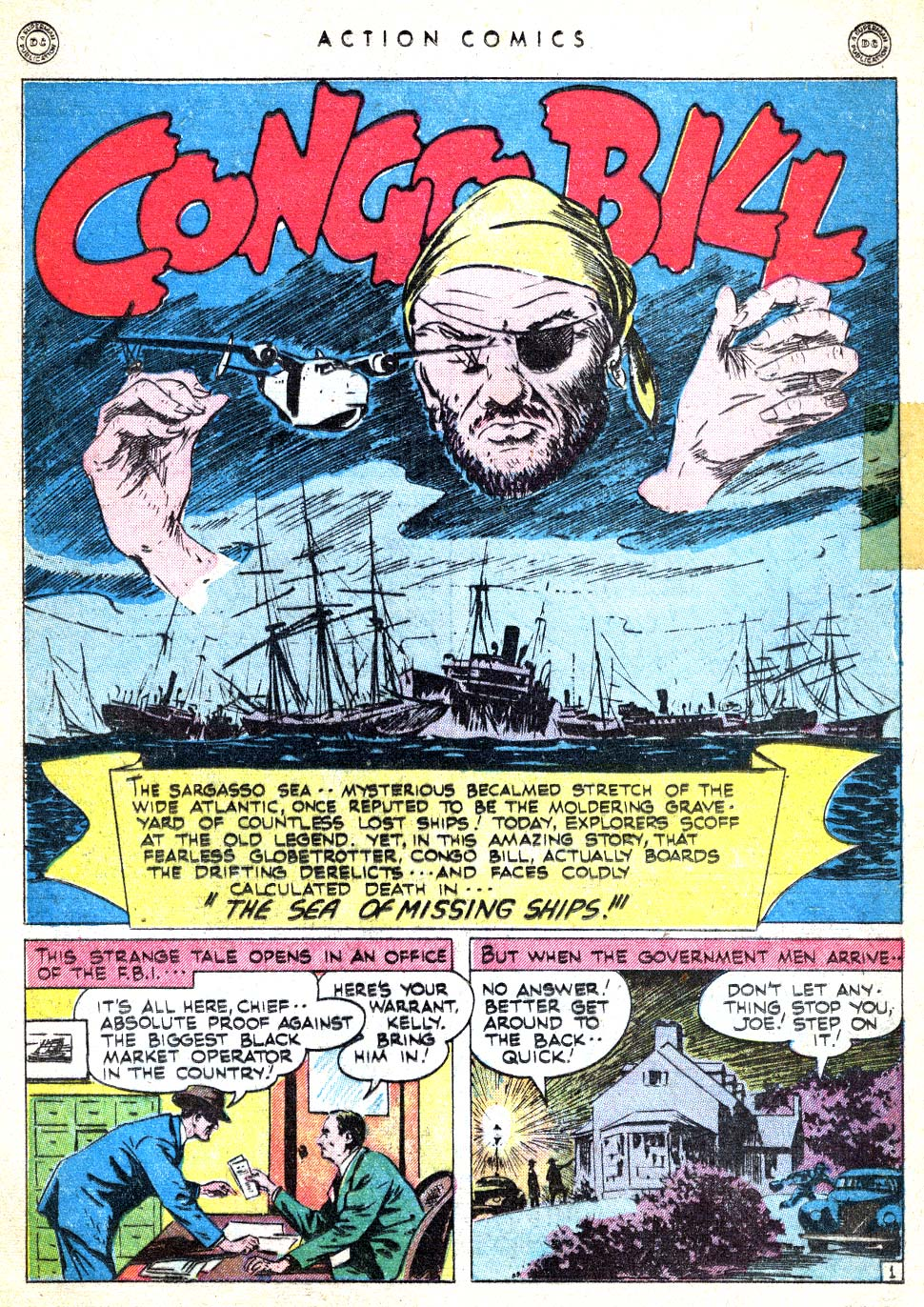 Read online Action Comics (1938) comic -  Issue #103 - 25