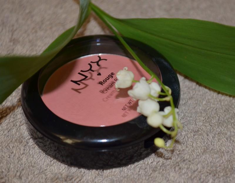 Blush Cream Minéral Nyx