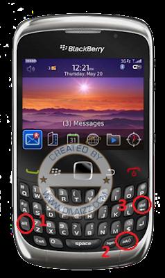 Tombol reset BlackBerry www.divaizz.com