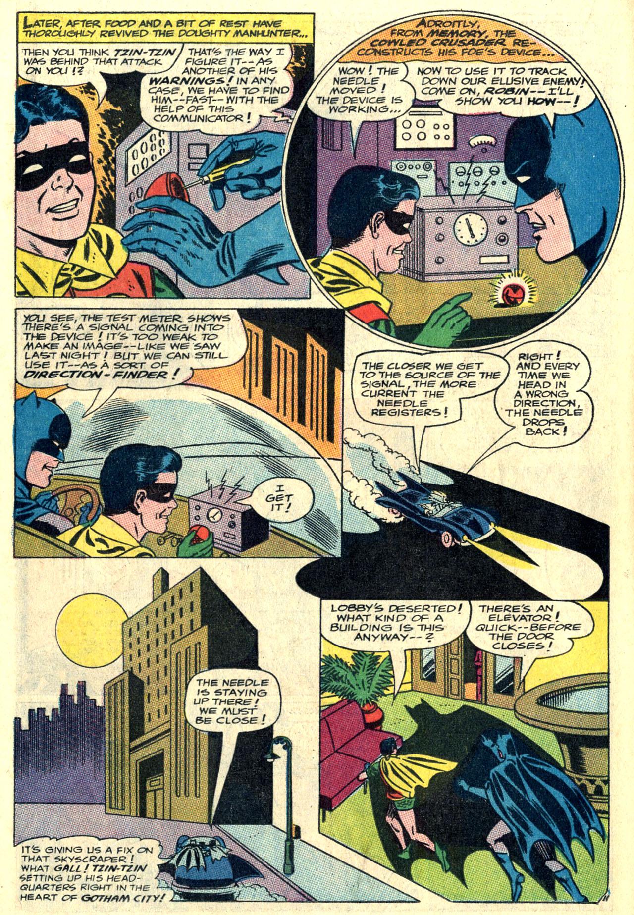 Detective Comics (1937) 354 Page 15