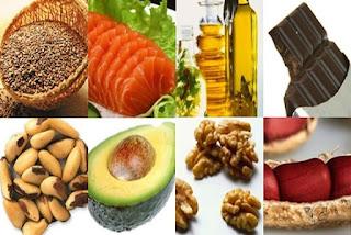 ¿Cuales son las grasas saludables y no saludables?