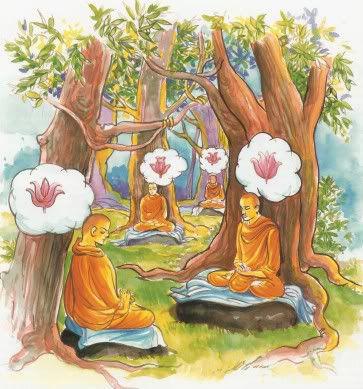 Đạo Phật Nguyên Thủy - Tìm Hiểu Kinh Phật - TRUNG BỘ KINH - Tiểu nghiệp phân biệt  (Culakammavibhanga Sutta)