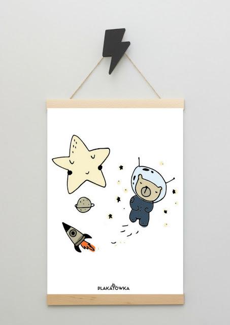 plakaty do pokoju chłopca do pobrania