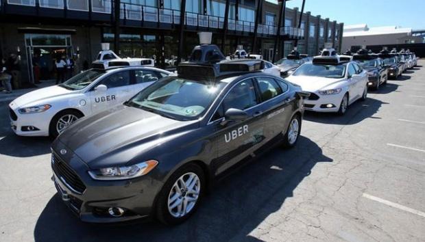 Canggih, Uber Luncurkan Layanan Taksi Tanpa Sopir