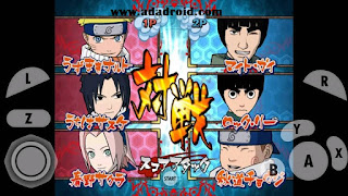 Download Naruto Gekitou Ninja Taisen 4 (Nintendo GC) Offline Apk