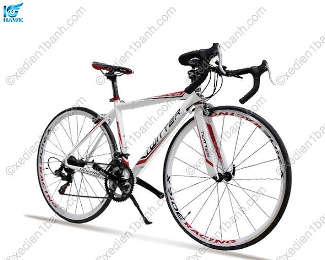 Đôi nét về xe đạp thể thao twitter Đức