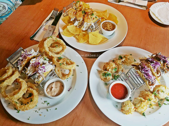 Promosi Spin and Savour dan Tacos di Tony Roma's