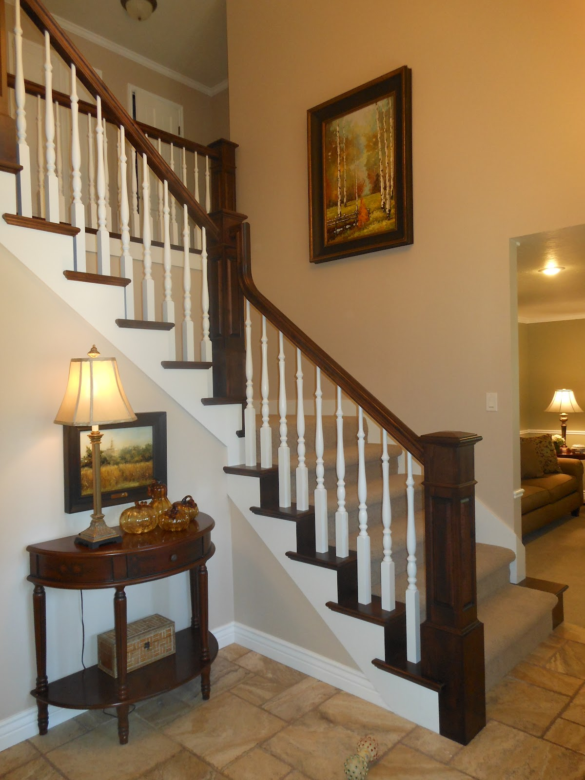 Studio 7 interior design client reveal traditional foyer - What is a foyer ...