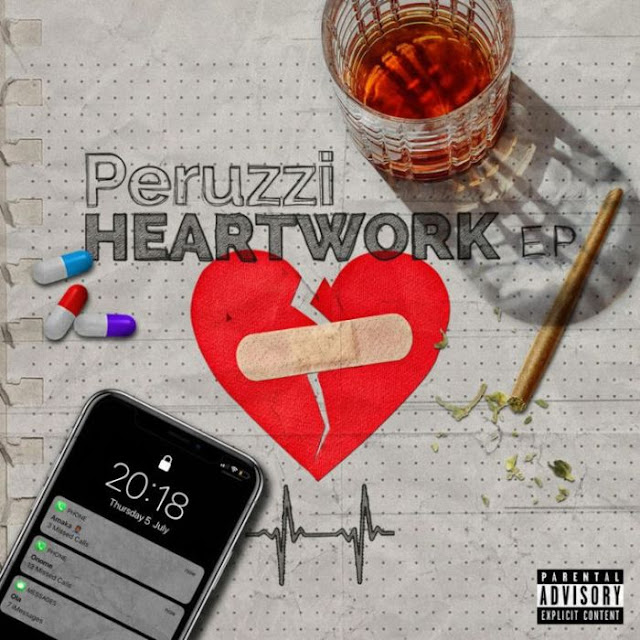 """DOWNLOAD NOW » """"Peruzzi – Heartwork"""" Full EP Is Out"""